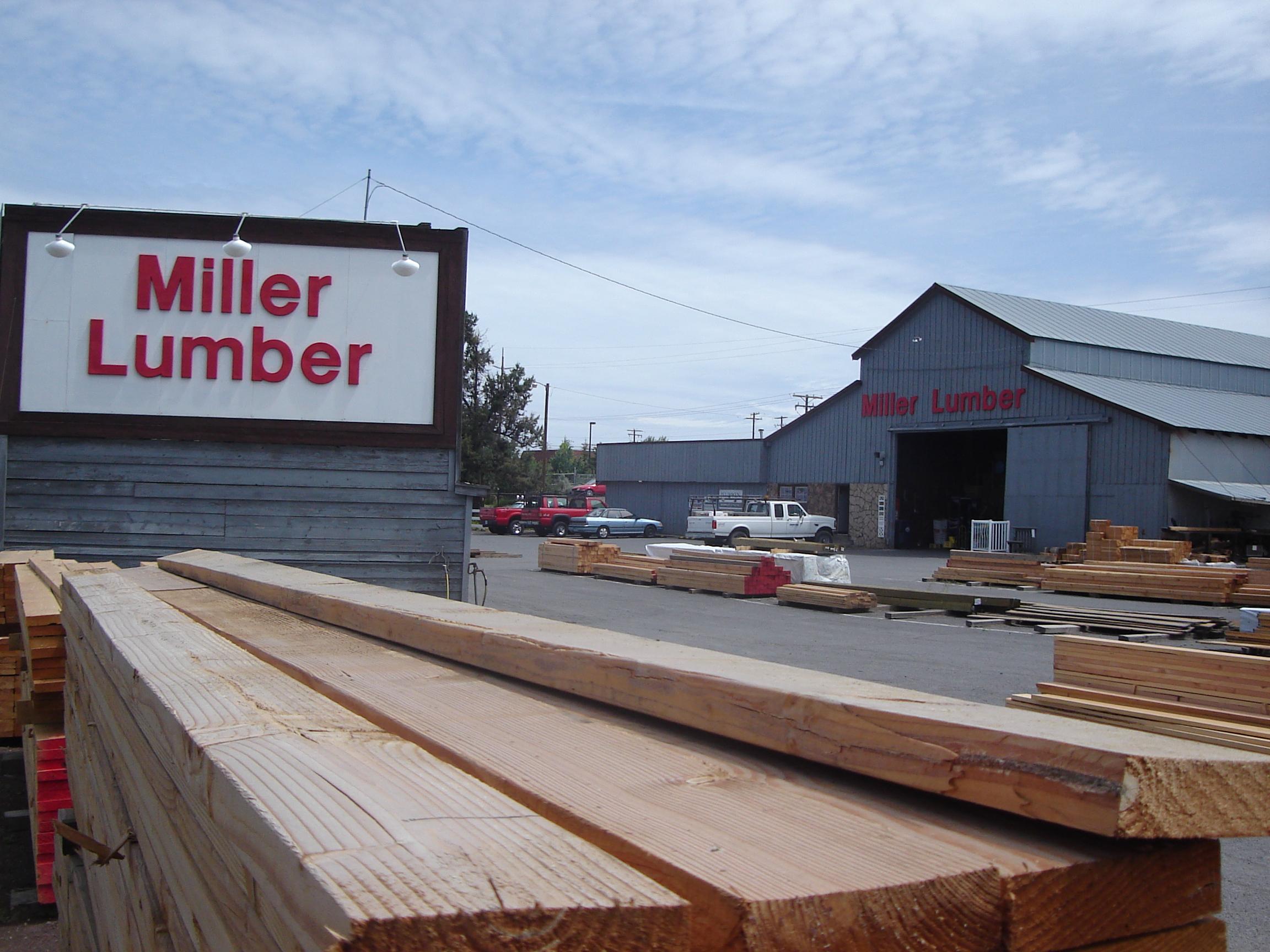 Redmond Miller Lumber
